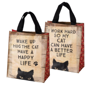 Hug the Cat - Daily Tote