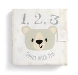 1 2 3 Count with Me Soft Book