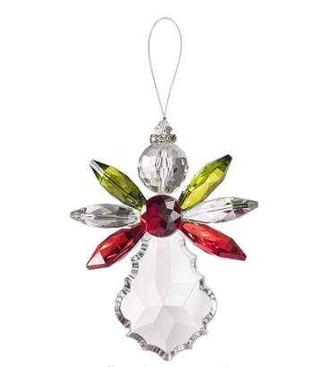 Holiday Angel Ornament