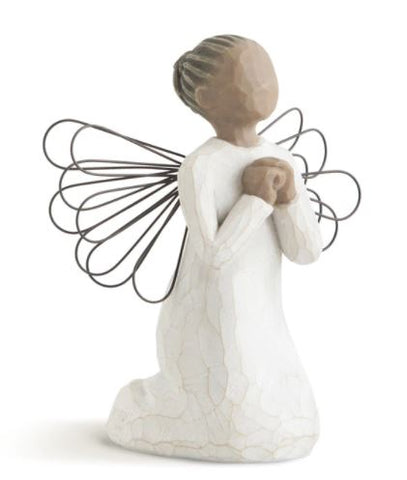 ANGEL OF THE SPIRIT   - Willow Tree