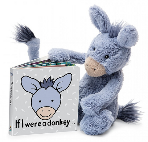 If I Were a Donkey Book **Retired**