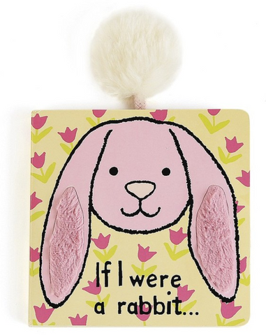 If I Were a Rabbit Book (Tulip)