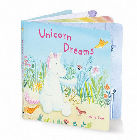 Unicorn Dreams Book **Retired**