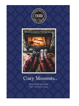 SCENTED SACHETS COZY MOMENT