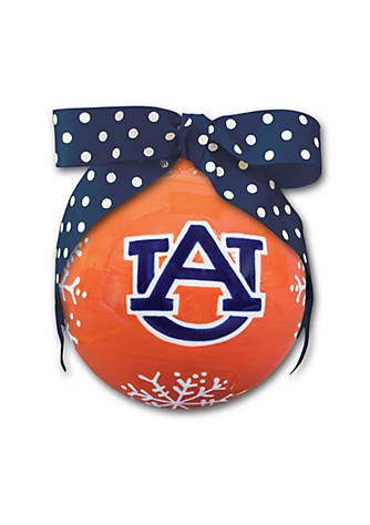 Magnolia Lane Auburn Ornament