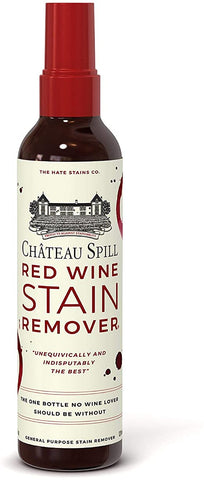 Chateau Spill Red Wine Remover 4oz Spray Bottle