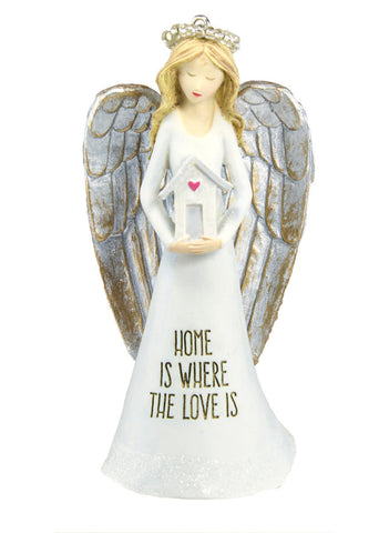 Angel Ornament - Home