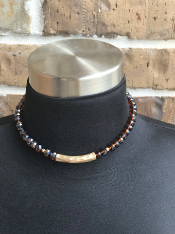 Jane Marie Beaded Choker
