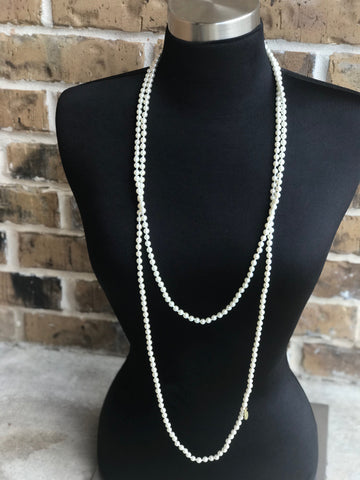 Jane Marie Beaded Necklace