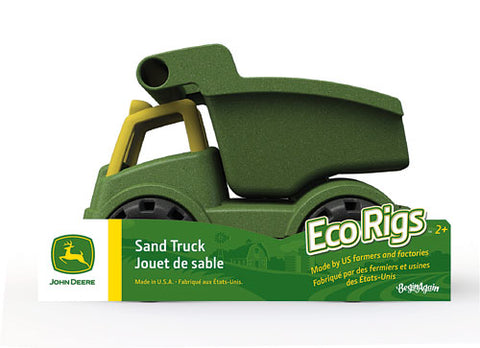Begin Again Eco Rigs John Deere Sand Truck Dump Truck