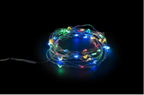 Multicolor LED String Lights