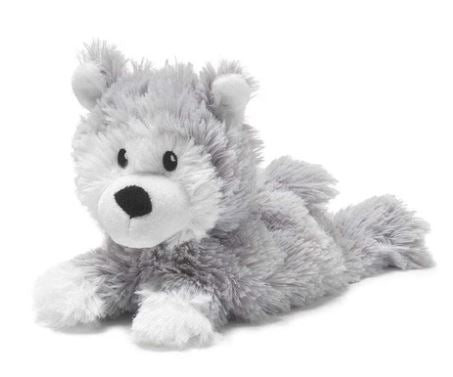 LIL HUSY-  Cozy Plush Heatable Lavender Scented Stuffed Animal