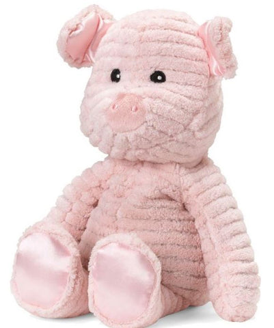 PIGGY - My First WARMIES- Cozy Plush Heatable Lavender Scented Stuffed Animal