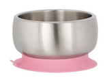 Stainless Steel Suction Baby Bowl & Airtight Lid