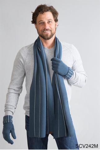 Modern Classic Straight Scarf