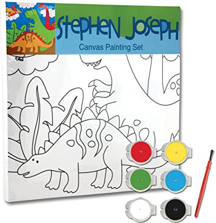 Dino Craft Canvas Set
