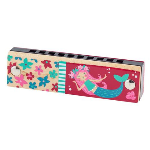 Mermaid Harmonica