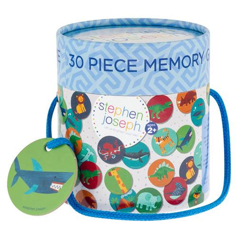 Memory Game Set Boy