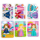 Princess On-the-Go Magnetic Game