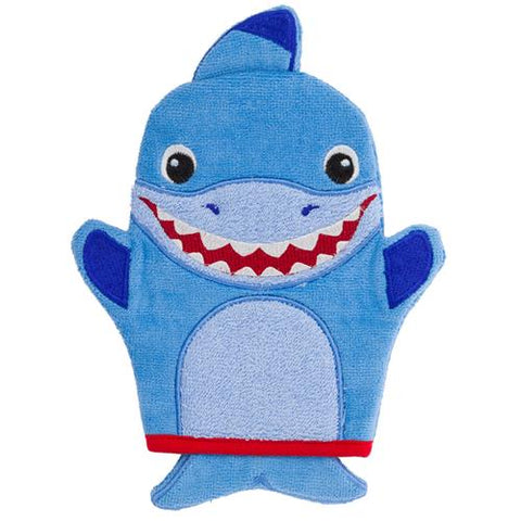 Shark Bath Mitt