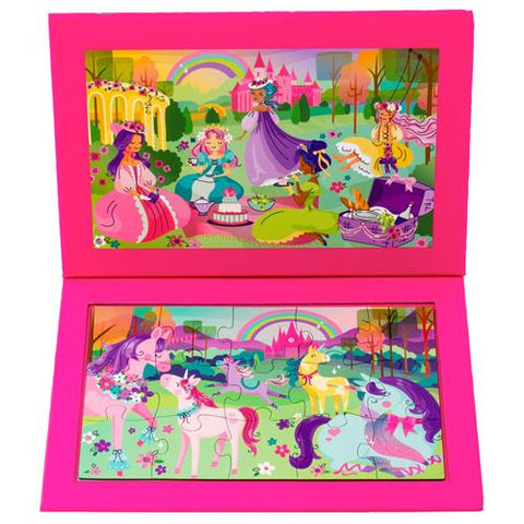 Princess 2-Sided Magnetic Puzzle