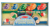 Melissa and Doug Catch and Count Magnetic Fishing Set