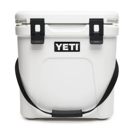 YETI® White Roadie 24 Cooler