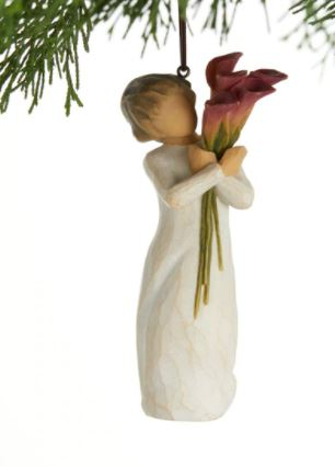 Bloom  - Willow Tree - Ornament