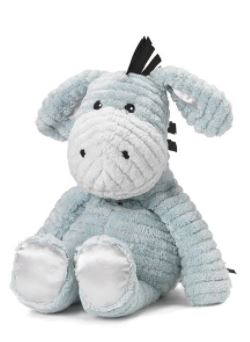 Donkey - My First WARMIES- Cozy Plush Heatable Lavender Scented Stuffed Animal