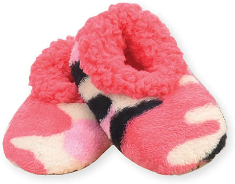 Toddler Camo Snoozies! - Pink