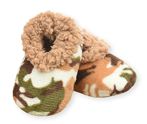 Toddler Camo Snoozies! - Tan