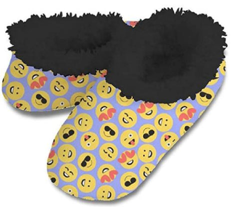 Women's Hip Snoozies! - Emoji faces