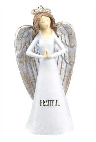 Angel Ornament - Grateful