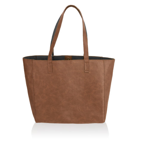 Day Tote - Saddle