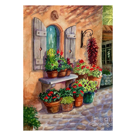 """Tia Rosa's Place""- Set of 10 Greeting Cards"