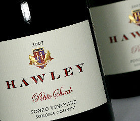 2015 Hawley Reserve Petite Sirah, Dry Creek Valley