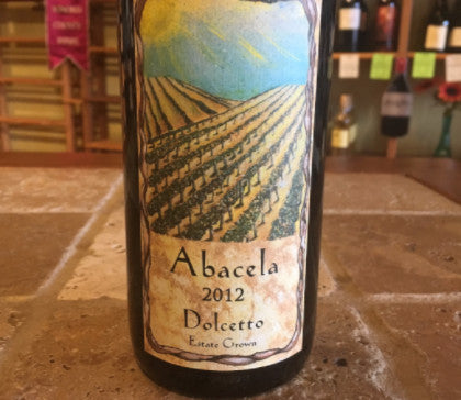 2012 Abacela Dolcetto