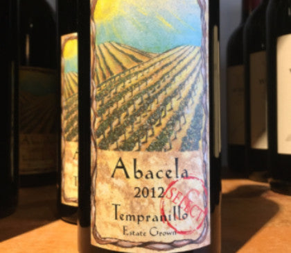 2012 Abacela Tempranillo Estate Grown