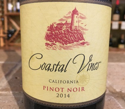 2014 Coastal Vines Pinot Noir