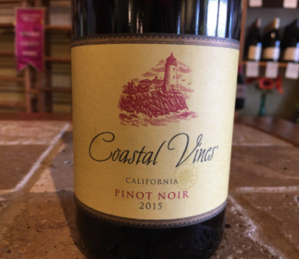 2015 Coastal Vines Pinot Noir