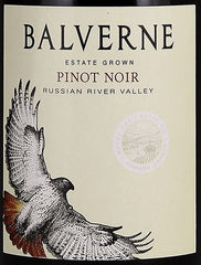 Balverne Pinot Noir 2014  Russian River Valley