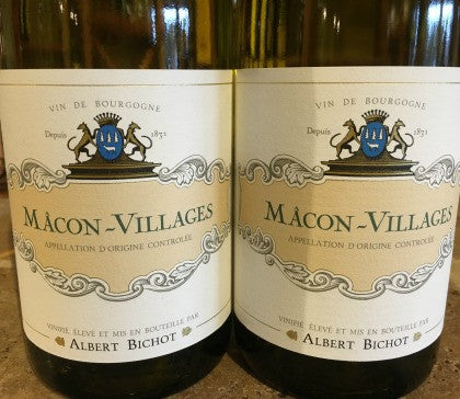 2015 Albert Bichot Macon Villages Blanc