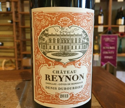 2012 Chateau Reynon Rouge