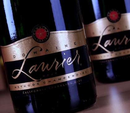NV Domaine Laurier Brut Methode Champenoise