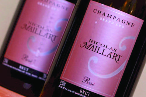NV Maillart Rosé Champagne