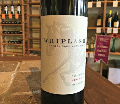 2014 Whiplash California Red