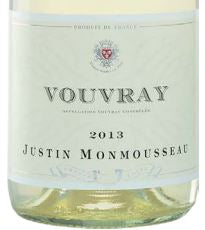 2018 - Monmousseau Vouvray Dry white