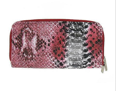 Zipper Python Wallet - All That Glitters