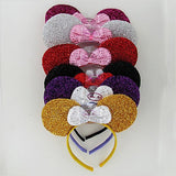Mouse Ears Head Band - All That Glitters - 1