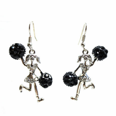 PomPom Earrings - All That Glitters - 2